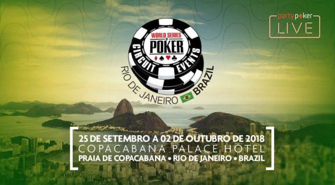 Prochaine Etape pour le WSOP: Brésil!